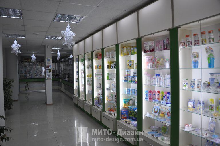 торговое оборудование сеть аптек ваш консультант