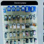 торговое оборудование витрины для сотовых аксессуаров