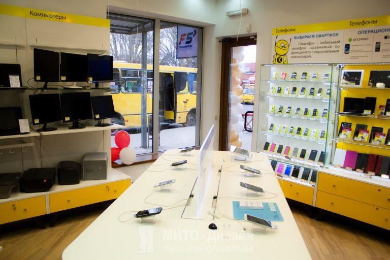 торговое оборудование для чехлов на телефон