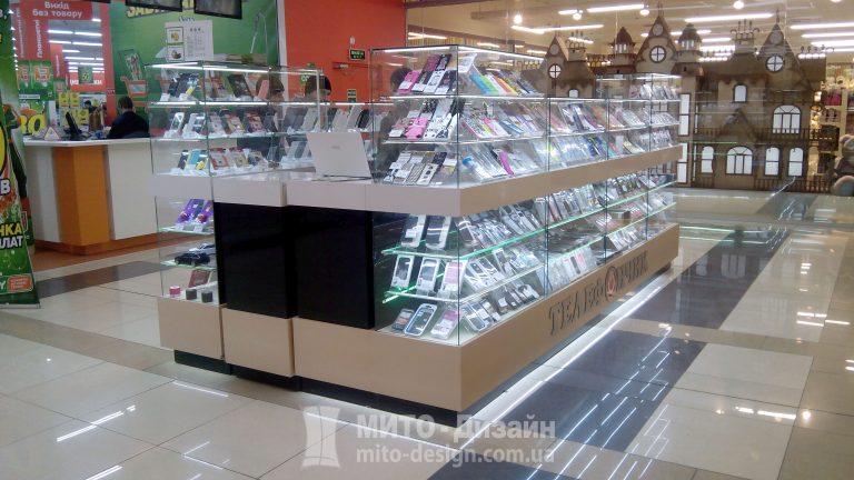 торговый остров магазин телефончик