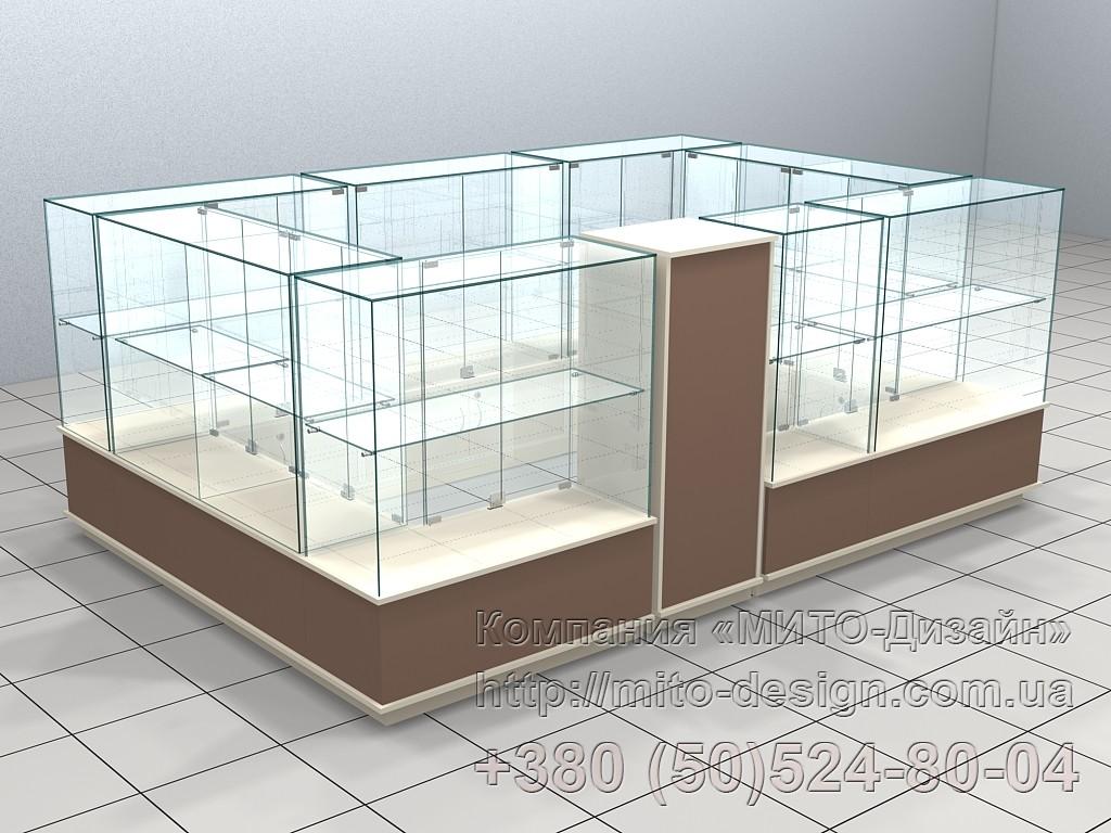 Островной отдел от Мито-Дизайн 6.0 м.кв.