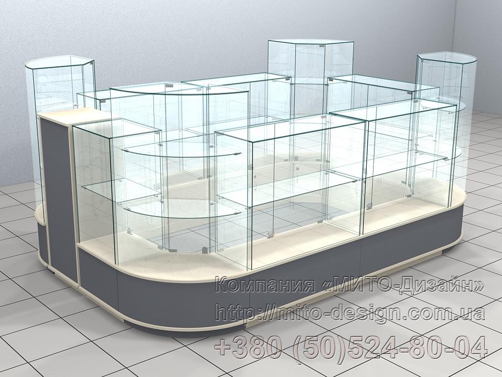 Островной отдел от Мито-Дизайн 7 м.кв.