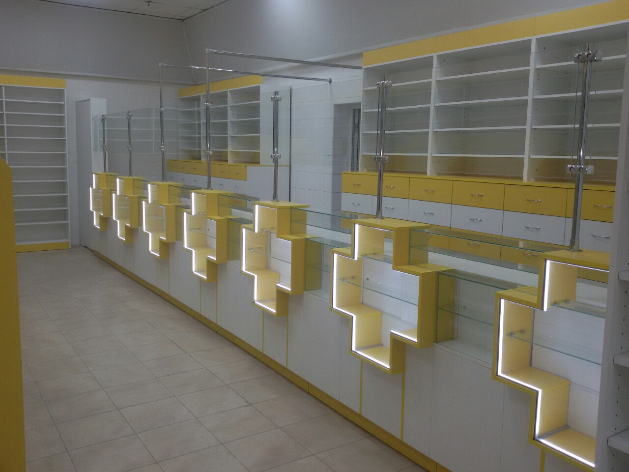 торговое обородувание аптека низкие цены № 1