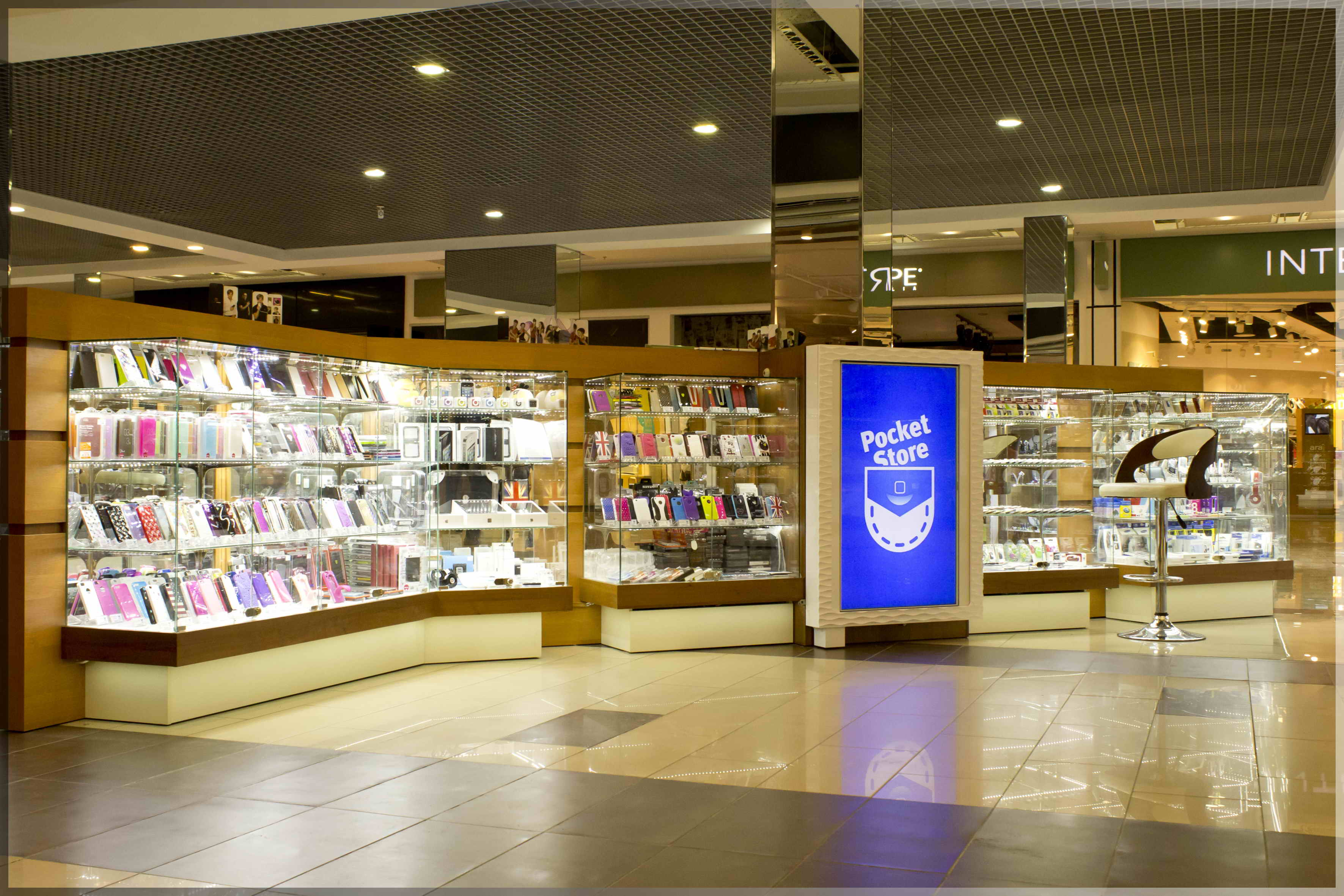 торговое оборудование Pocket store