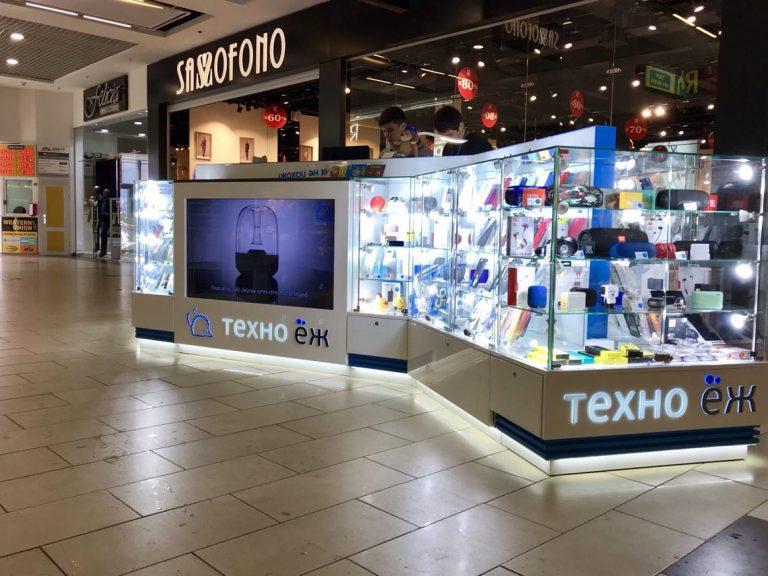 Торговое оборудование для магазина Ортотека