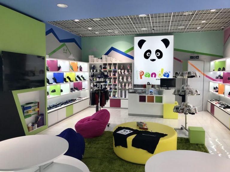 Торговое оборудование для Panda