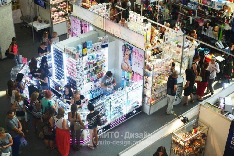 торговое оборудование, островные отделы, торговые островки - цена, фото, описания, отзывы