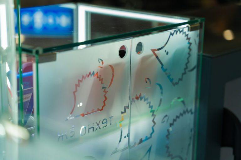 Торговый островок от Мито-Дизайн для Техно Еж