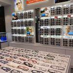 Оборудование для магазина очков